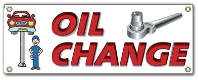Express Oil Change